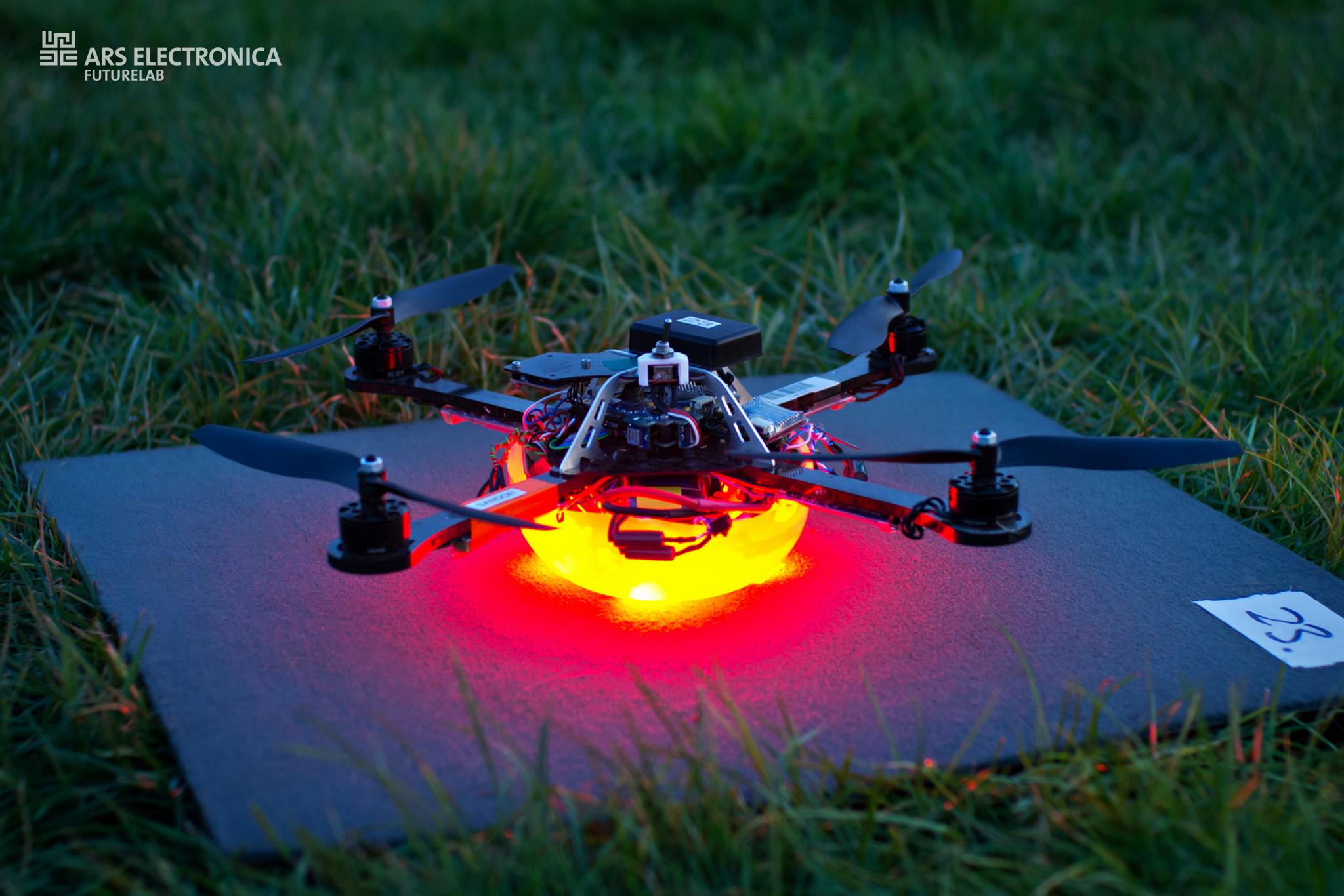 Incredible drones