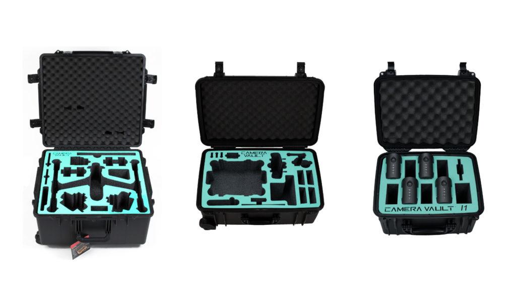 Camera Vault Drone Cases