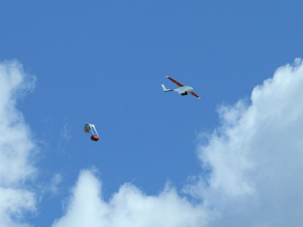 drone delivery verizon