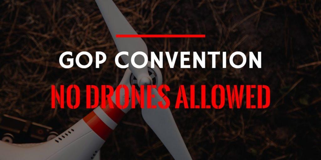 no drones allowed